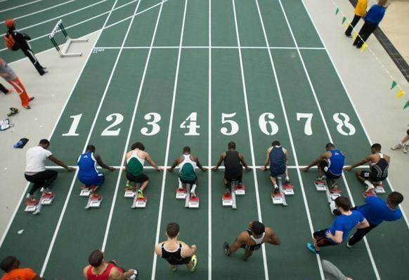 york university indoor track meet 2014